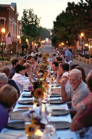 Dinner on Depot Street - Fuquay-Varina Downtown Revitalization Association