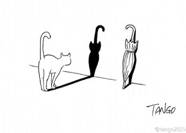 La Drôle de Vie des Animaux Vue par le Dessinateur Tango