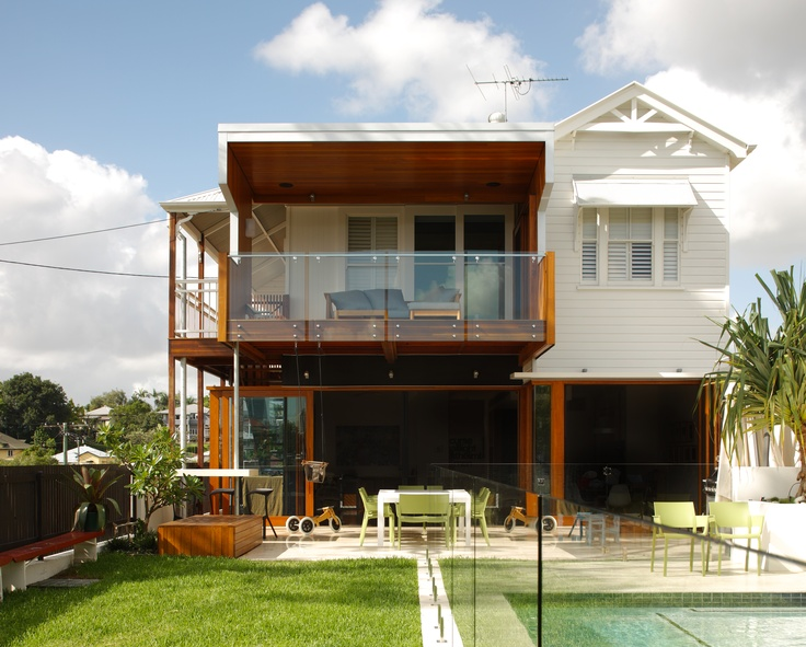 Highgate Hill House, Brisbane, Australia, submitted by Shaun Lockyer Architects.
