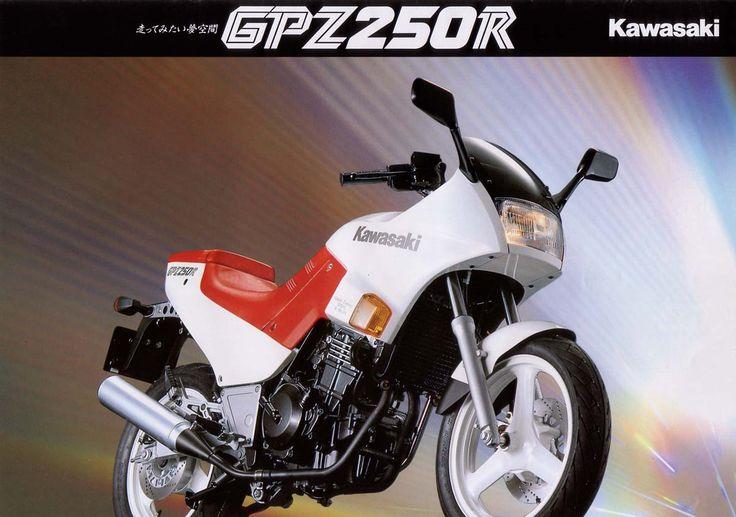 GPZ250R