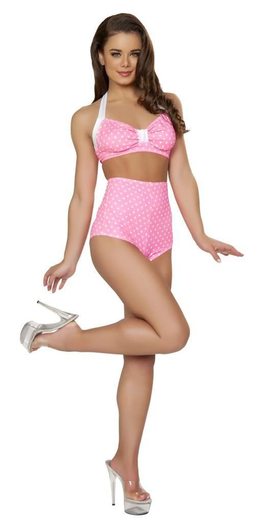high=waisted pinup booty shorts | Sexy Roma High Waisted Rockabilly Pinup Retro Bikini Shorts Hot Pants ...