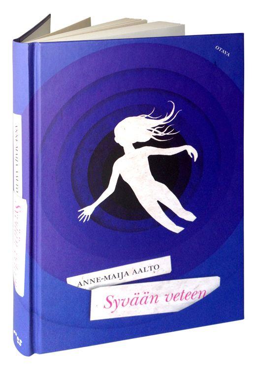 Karppi Design ::: deep water ::: cover design