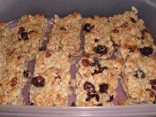 Barres cereales maison, Recette Ptitchef