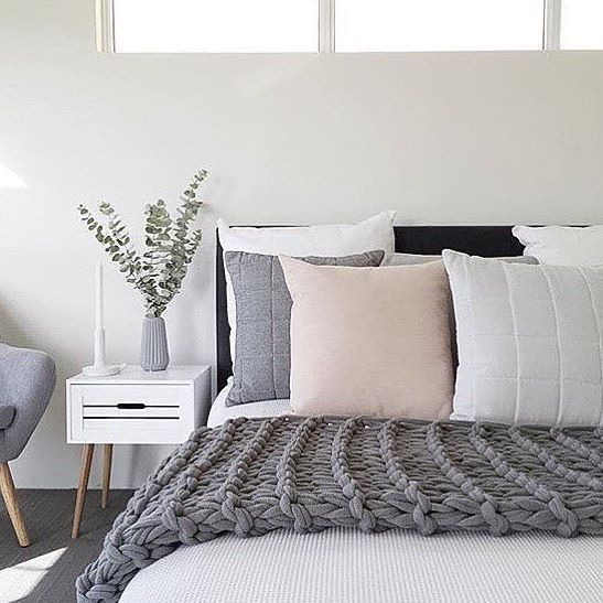 58 best bedroom dreaming ideas images on pinterest for Nordic interior design