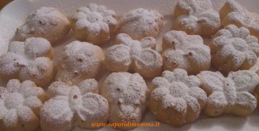 Tortine Margherita
