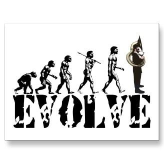 Sousaphone Tuba Evolution