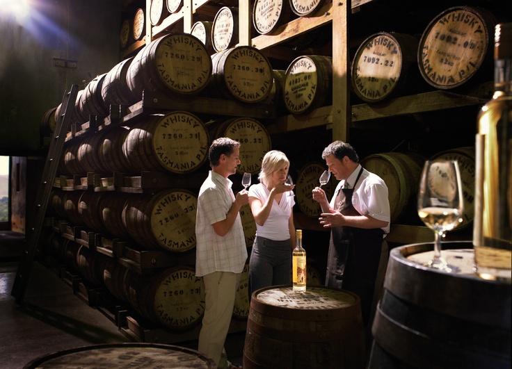 Hellyers Road Distillery, Burnie