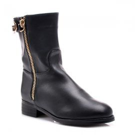 Čierne topánky X679B /S3-96P