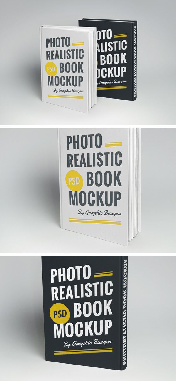 Various PSD Mock-Ups (Free) by Raul Taciu, via Behance
