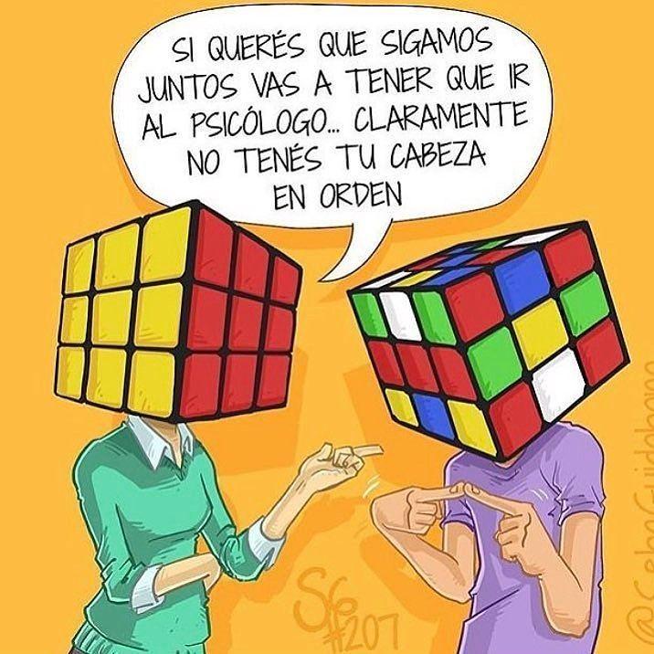 Las relaciones en pareja son complejas. Quizás si practiques con el cubo de #rubik te vaya mejor  Prueba aquí  https:// www.maskecubos.com _ Este mes 10% de descuento en todos nuestros cubos y hasta 2 regalos  en nuestra tienda _ Nos gustan  #shengshou #cuborubik #Rubik #puzzle #speedcube #rubikscubes #cubosmagicos #magiccubes #magic #toy #juguete #toy #juguetes #moyu #qiyi #speedcubing #speedcuber #cuber #rubikscube #rubikscube #cuboderubik #dayan #photooftheday