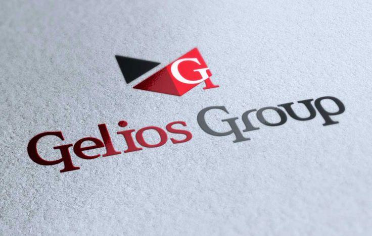Логотип для агентства недвижимости Geliosgroup. Москва