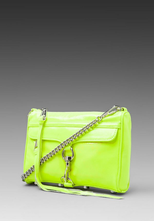 Neon Accessory Trends for Women