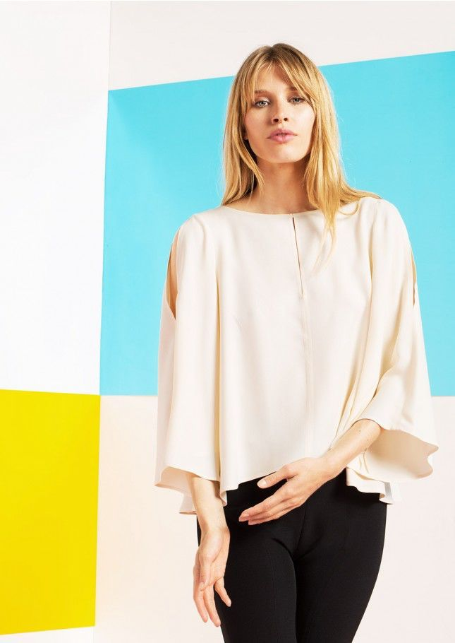 #comptoir7 #gent #latem #SintMartensLatem #zomer2017 #zomer #ss17 #fashion #mode #dameskleding #zomercollectie #fashionblogger #webshop #AvailableInWebshop #boetiek #TaraJarmon #bloes #offshoulder #trend