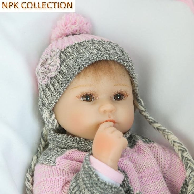 69.69$  Watch now - http://alihc2.shopchina.info/go.php?t=32809456798 - NPK COLLECTION 15 Inch Silicone Reborn Baby Dolls Fake Baby Doll Silicone Toys for Girls Gifts,Real Looking Baby Alive Bonecas  #magazineonlinewebsite