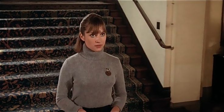 What I imagine Sienna Masters to look like, very girl next door. This is actually Lisa Baur, who was in Animal House!