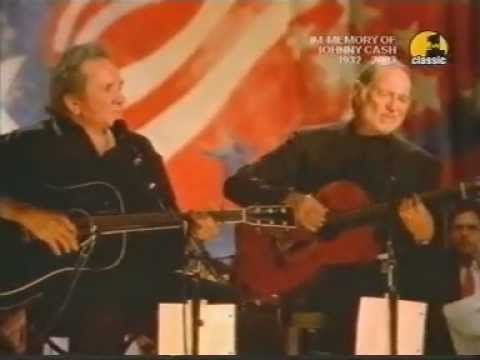 Johnny Cash & Willie Nelson, 45 mins of great music