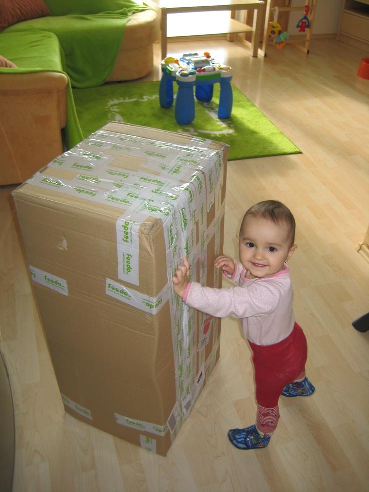 Raz túto škatuľu určite prerastiem! :)