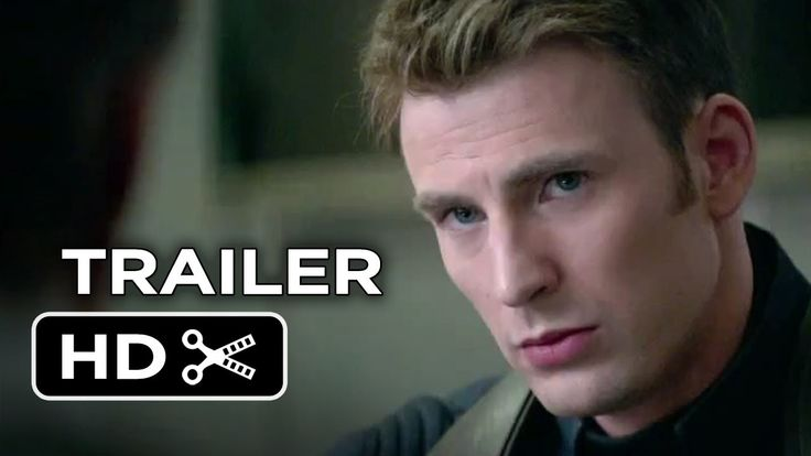 Captain America: The Winter Soldier TRAILER 1 (2014) - Chris Evans Movie HD