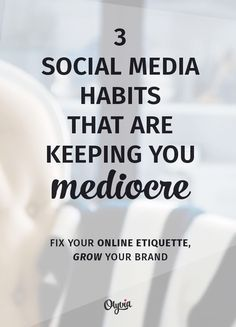 Want to rock social media, and become a master at Facebook, Twitter, and Instagram? Stop making these 3 huge mistakes!