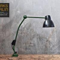 Vintage Schreibtischlampe Wandlampe, Vintage Schreibtischlampe, vintage wandlampe, Fabriklampen, Fabriklampe, vintage industriedesign möbel