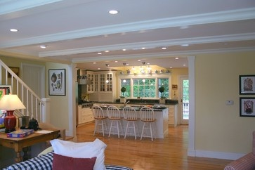 Kitchen Knock Down Walls Design Ideas Pictures Remodel