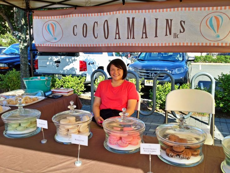 how to sell at farmers market baked goods
