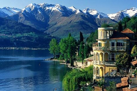 The hidden treasures of Dongo on Lake Como