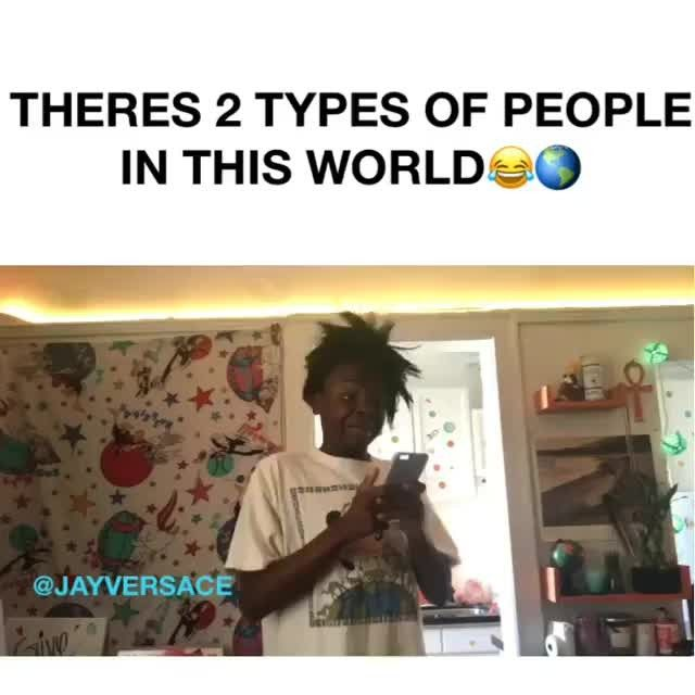 From @jayversace Which one are you?  TAG 4 PEOPLE AND ILL FOLLOW YOU #comedy #worldstar #funny #laughter #smile #laugh #haha #lmao #memes #troll #quoteoftheday #laughing #meme #cool #jokes #humor #devilzsmile #humour #quotes #happy #mademelaugh #joke #instafun #laughs #instafunny #hilarious #hahaha #lol #silly #sarcasm