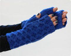 Simpliworsted Fingerless Gloves