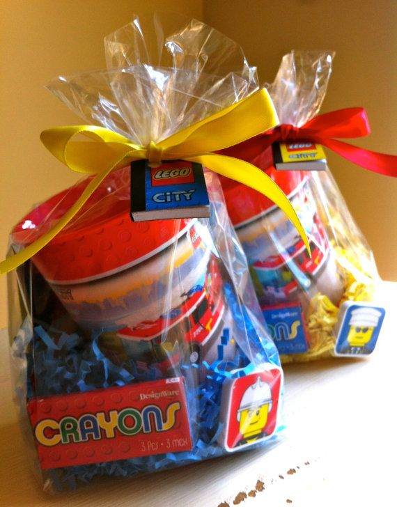 Lego Favors by rizOHcollection on Etsy, $7.50