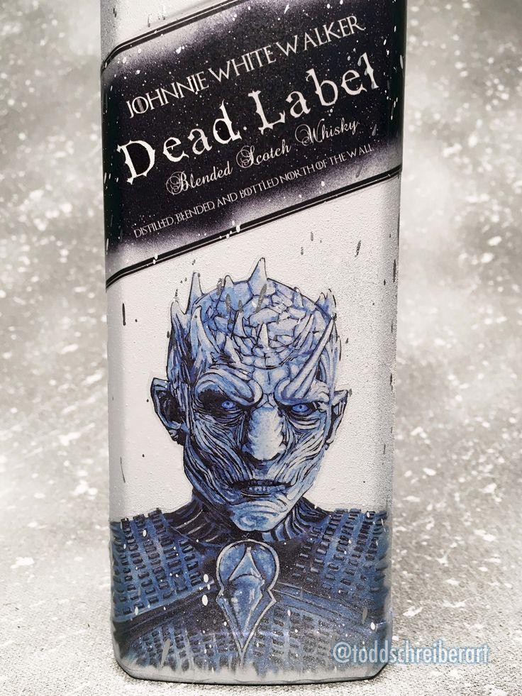 "[NO SPOILERS] JOHNNIE WHITE WALKER: DEAD LABEL ""Night's King"""
