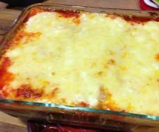 Recipe Grain-Free Lasagne (Low carb, gluten free)   Thermomix #GlutenFree Recipe Competition