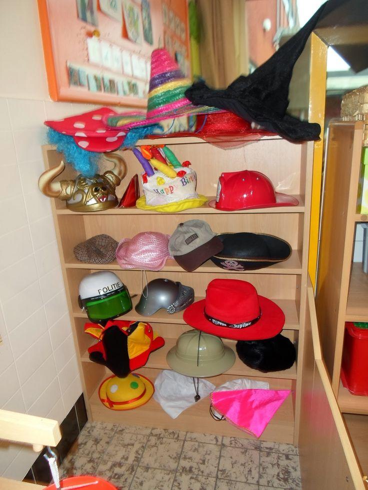 Welkom: Thema hoeden