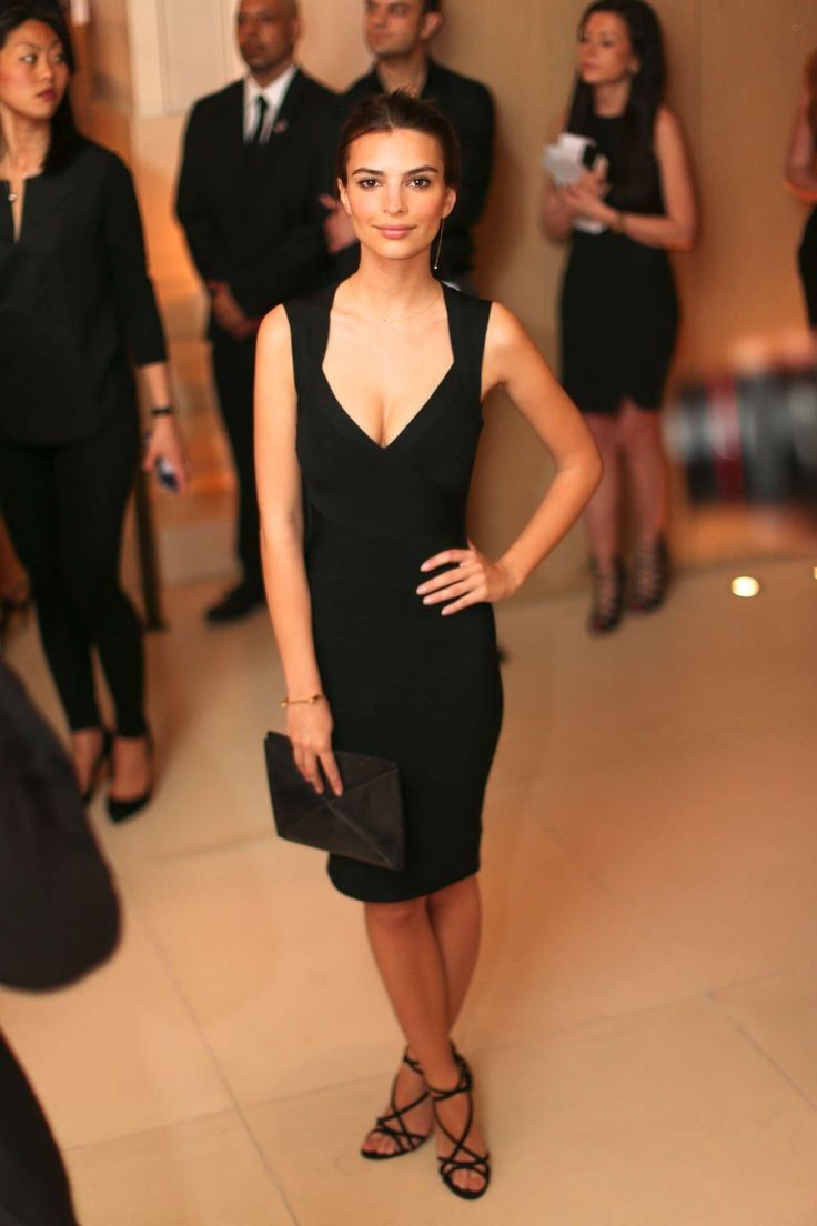 Emily Ratajkowski: Premiere of The New York Edition and Launch of W Art -05 - GotCeleb - Celebrity Fashion Trends