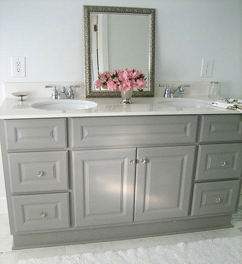 bathroom sink without vanity. Lessons Learned  My Favorite Projects August 19th Grey Bathroom VanityGray Best 25 vanities without tops ideas on Pinterest