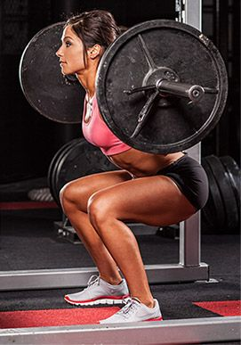 Iron is a Girl's Best Friend - Article from Bodybuilding.com by one of my FAVORITEs