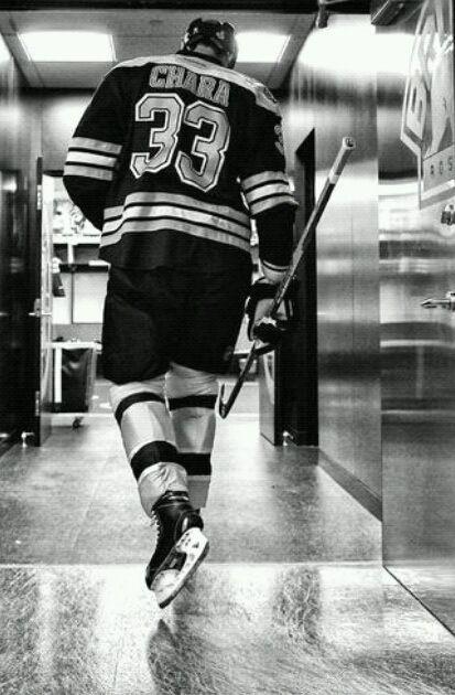 Chara, Boston Bruins