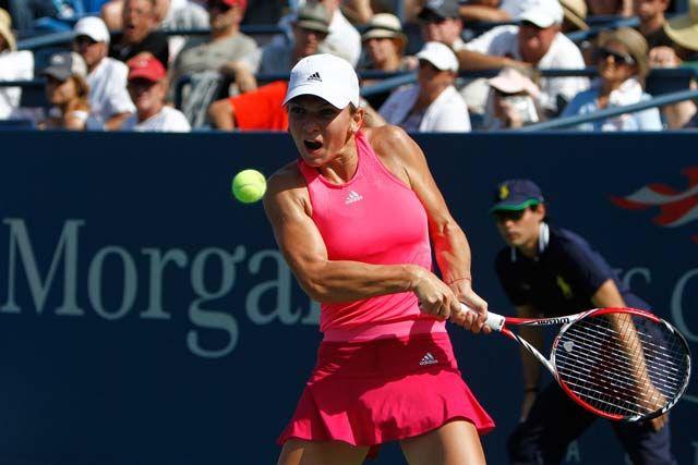 "Interviu Simona Halep: ""Am sa-mi fac un cont de Twitter, dupa US Open"""