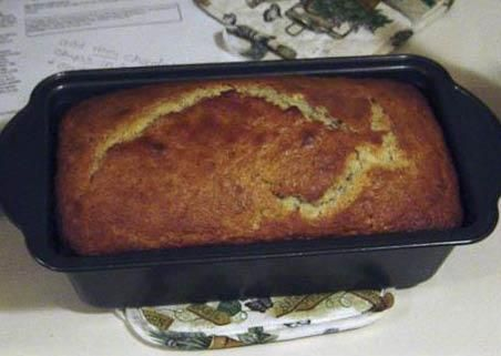South African Recipe for Banana Bread