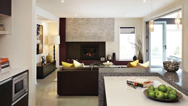 Mantra kitchen, lounge