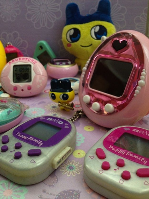 18 of your favorite toys from the 90s ---- had like every one of these pretty much. damn...