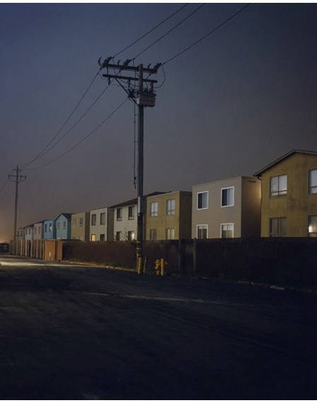 La nuit et les routes de Todd Hido