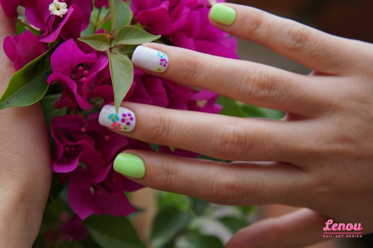 Lime,Flowers