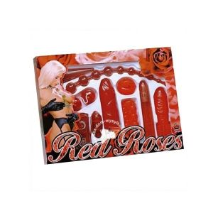 Set jucarii sexuale Red Roses - SexShop Xtoys.ro