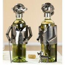 Wijnfleshouder/ bierfleshoude
