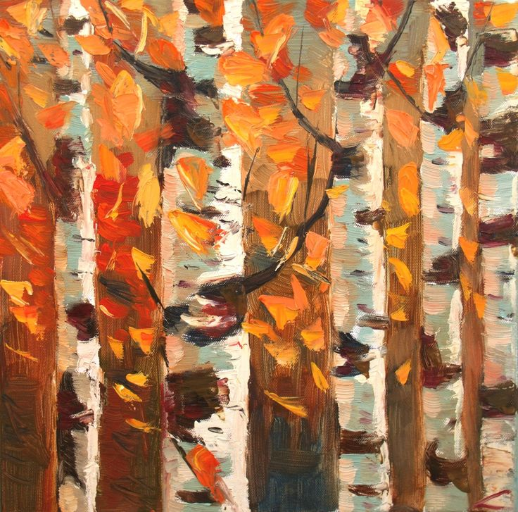 View Birches by Elena Sokolova. Browse more art for sale at great prices. New art added daily. Buy original art direct from international artists. Shop now