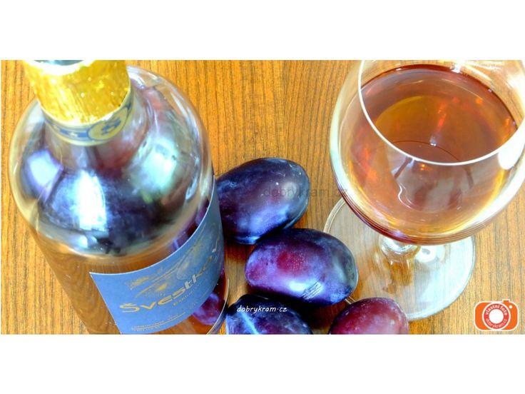 Víno ze sušených švestek