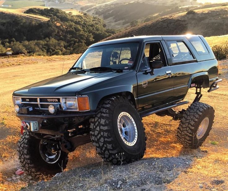 Toyota Suff: 33 Best Toyota 4runner / Hilux Surf Images On Pinterest