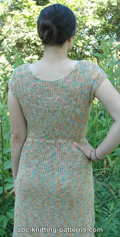 Knitting Pattern Summer Dress : 259 best images about Knitted Womens clothing on Pinterest Cable, Drop...