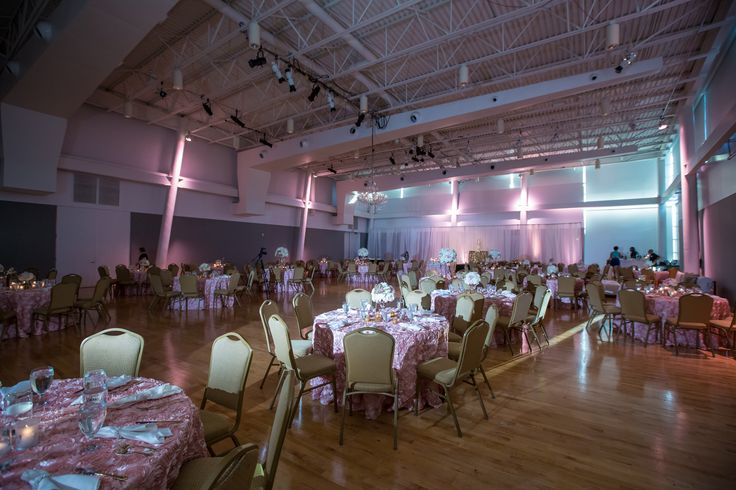 Blush Colored Reception At Opera Memphis Floral And Decor By Southern Event Planners